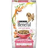 Purina Beneful Originals with Real Salmon Adult Dry Dog Food – 31.1 lb. Bag