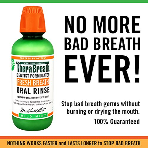 TheraBreath-Fresh-Breath-Dentist-Formulated-Oral-Rinse-Mild-Mint-Flavor-16-Ounce-Pack-of-2