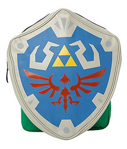 The Legend Of Zelda Removable Shield Backpack
