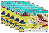 Play-Doh Doctor Drill n Fill Retro Pack iqTaKv, 5 Sets