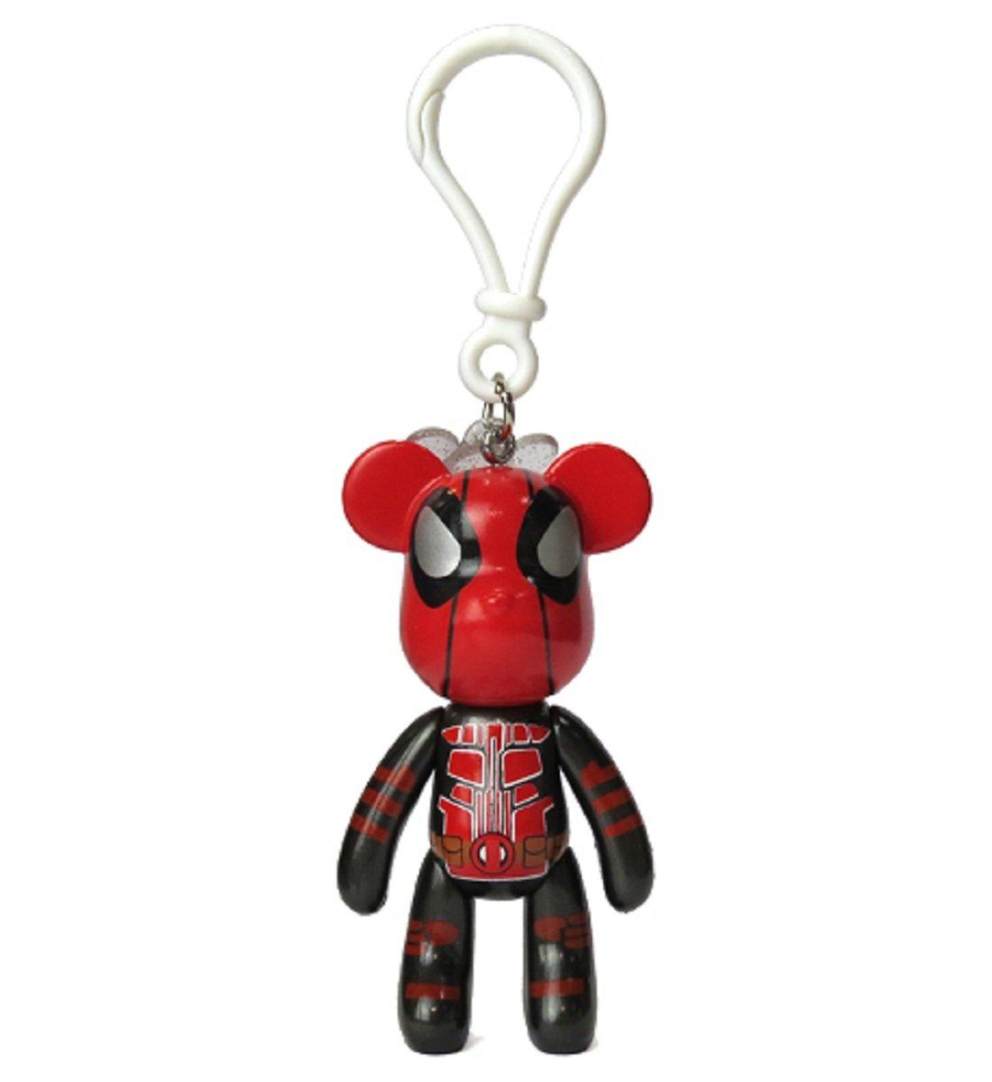 POPOBE Osos Deadpool Figura Llavero: Amazon.es: Juguetes y ...