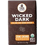 Taza Chocolate Wicked Dark Chocolate, 2.5 Ounce