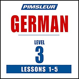 German Level 3 Lessons 1-5 Speech