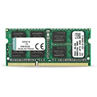 Kingston Technology 8GB 1600MHz DDR3L Non-ECC CL11 SODIMM PC Memory