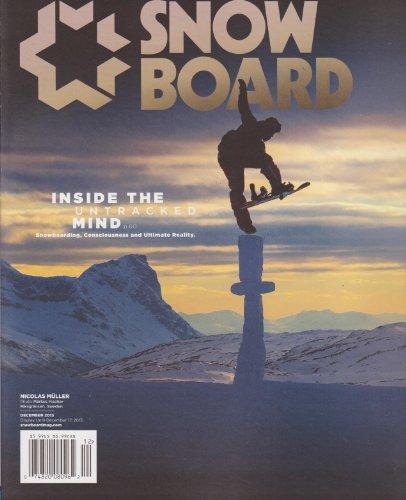(Snowboard Magazine December 2013)