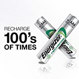 Rechargeable AAA Batteries, NiMH, 800