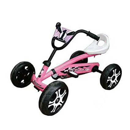 Modenny Pedal Go Kart Kids Ride On Car Toy 4 Ruedas Bicicleta de ...