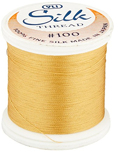 Price comparison product image YLI 20210-215 100wt T-12 Silk Thread, 200m