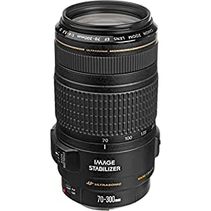 Canon EF 70-300mm f/4-5.6 IS USM Lens for Canon EOS SLR Cameras