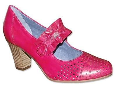 Tamaris Pink Pumps Spangenpumps rosa , Schuhgröße 41