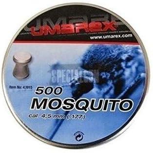 Umarex - Perdigones Mosquito cal. diabolos de 4,5mm, 250unidades/ 500unidades