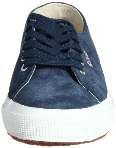 Night Blu Donna A blue Collo Superga sueu Sneaker 2750 Shadow Basso ZxRnwzqO0