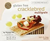 NATURAL NECTAR CRACKLEBREAD MULTIGRAIN, 3.5 OZ