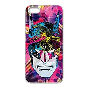 Batman Thinks iPhone 4 4s Cell Phone Case White phone component RT_414836