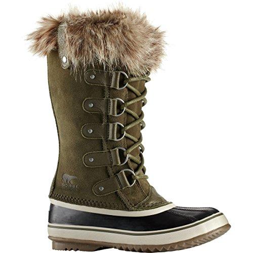 Sorel Women's Joan of Arctic Snow Boots Green (Nori, Dark Stone 383)