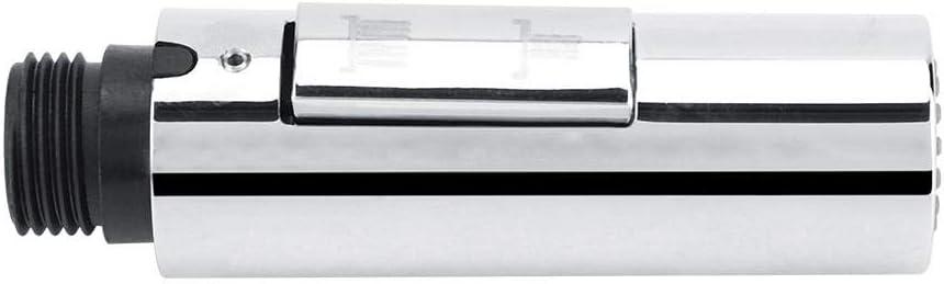 robinet coulissant vers le bas t/ête de pulv/érisation evier cuisine pulv/érisateur pommeau douche bec r/étractable tuyau pi/èce rechange pour g 1//2