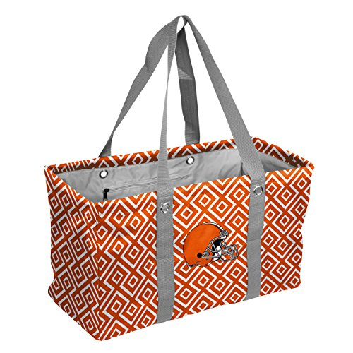 Logo NFL Cleveland Browns DD Picnic Caddy, Team Color by Logo