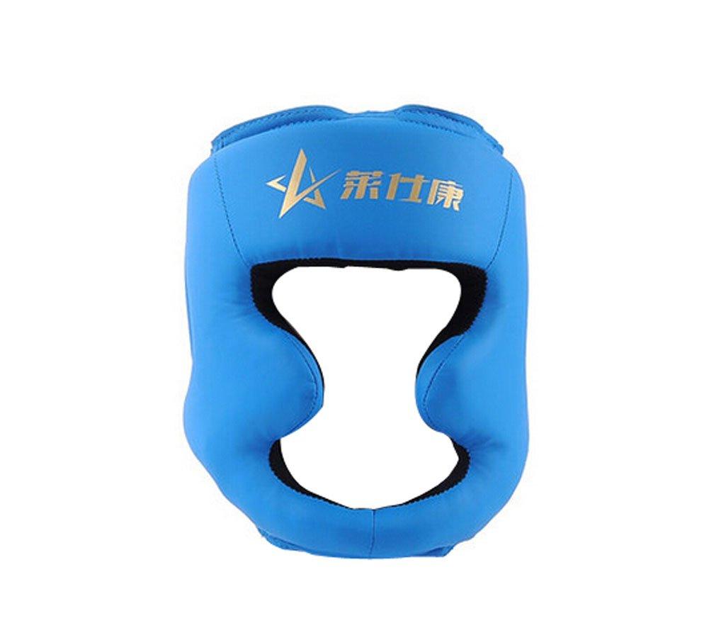 ホットKick B00WG9TCZW Boxing保護ヘッドギアヘッドガードトレーニングヘルメットブルー ホットKick B00WG9TCZW, 仁摩町:4ea81c46 --- integralved.hu