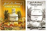 jack a lanne juicer - 2 Volumes of Jack La Lanne's Power Juicer: Operating Manual & Secrets of Power Juicing Booklet