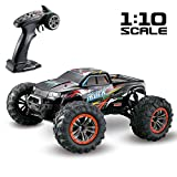 Dreamyth Excellent 1/10 Scale High Speed 46km/h 2.4Ghz 4WD Radio Controlled Off-road RC Car