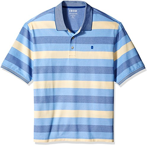 IZOD Mens Tall Advantage Performance Solid Polo (Big and Tall & Tall Slim)