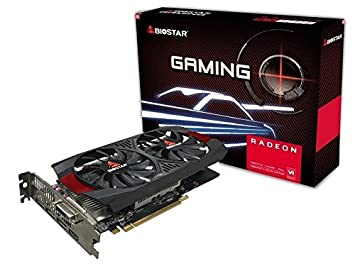 Amazon.com: Biostar Radeon RX 570 4 GB, DDR5, DirectX 12 ...