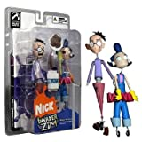 Invader Zim Series 2 of Doom! Action Figure RoboParents 2Pack