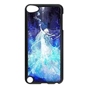 C-EUR Diy Print Sherlock Pattern Hard Case for For Ipod Touch 5 Cover