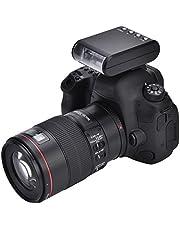 Elerose Mini Speedlite Portatile Digitale Digital Slave Flash On-Camera con Hot Shoe Mount per fotocamere Nikon, Canon, Sony, Pentax, Olympus e DSLR