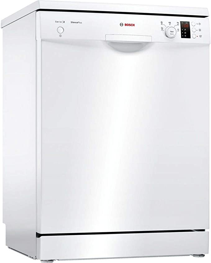 Bosch Serie 2 SMS25CW05E lavavajilla Independiente 13 cubiertos A ...
