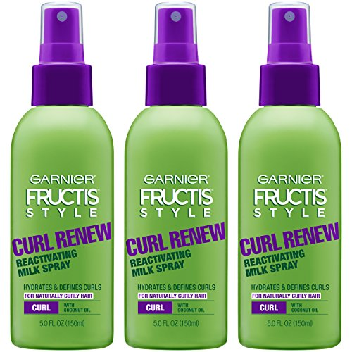 Garnier Hair Care Fructis Style Curl Renew Reactivating Milk
