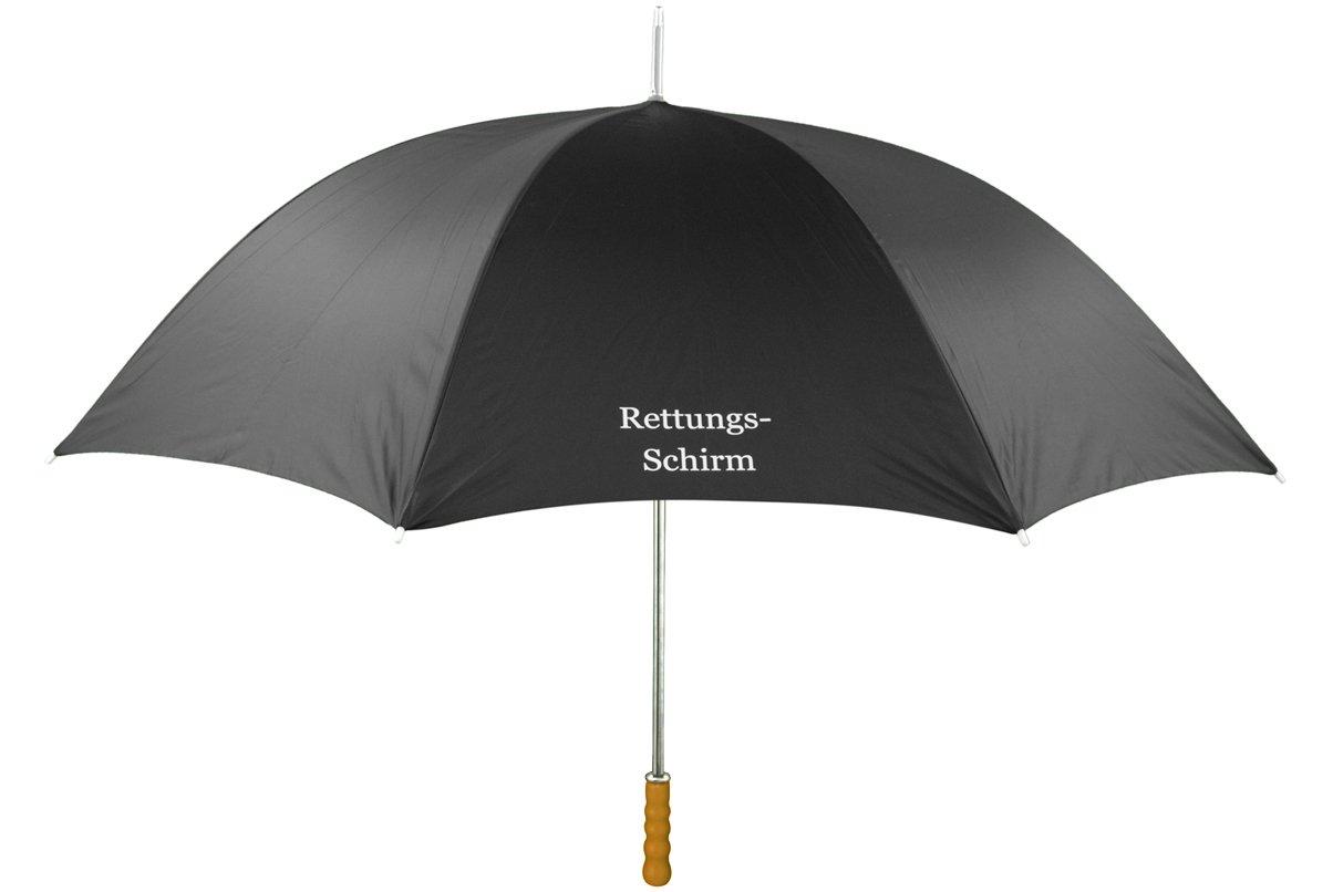 Regenschirm mit Name oder Text nach Wunsch Druck schwarz o wei/ß; Mitteilung Text nach Bestellung Verk/äufer kontaktieren alles Einzelst/ücke blau gro/ßer Schirm individualisiert