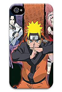 Naruto PC Hard new case for iphone 4 for men