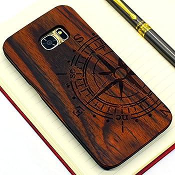 samsung s7 edge case wood