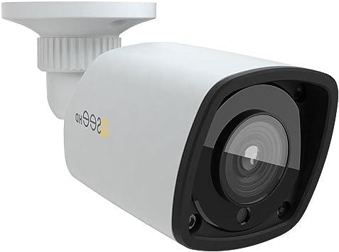 Q-see QTN8043B 4 Megapixel Network Security Camera