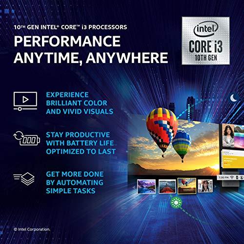 Dell Vostro 3401 14inch FHD Anti Glare 2 Side Narrow Border Display Laptop (10th gen i3-1005G1 / 4GB / 1TB / Integrated Graphics/ Win 10 + MSO/ Black) D552124WIN9BE