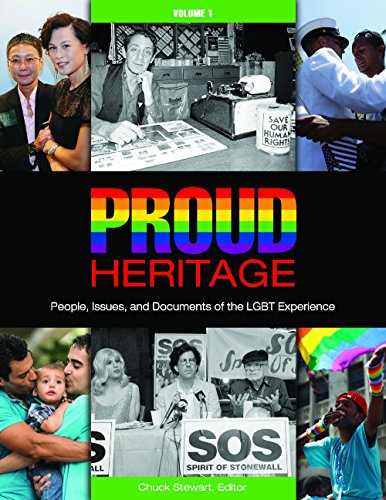 Proud Heritage [3 volumes]: People, Issues, and Documents of the LGBT Experience (Mattachine Society And The Daughters Of Bilitis)