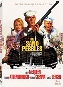 NEW Sand Pebbles (DVD)