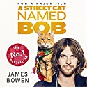 A Street Cat Named Bob Audiobook by James Bowen Narrated by Kris Milnes