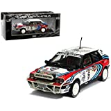 SUNSTAR 1:18 CLASSIC RALLY COLLECTIBLES - LANCIA DELTA HF INTEGRALE 16V - #6