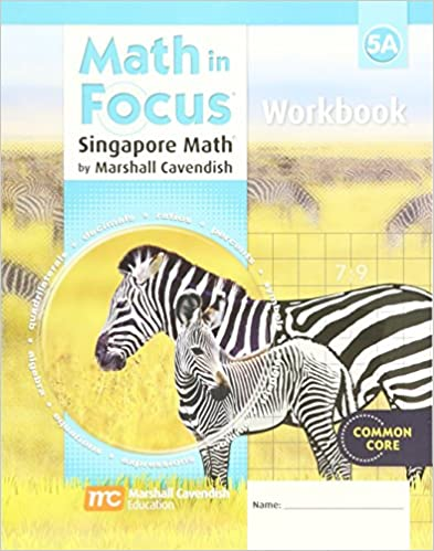 Math in focus singapore math student workbook grade 5 book a math in focus singapore math student workbook grade 5 book a 1st edition fandeluxe Images