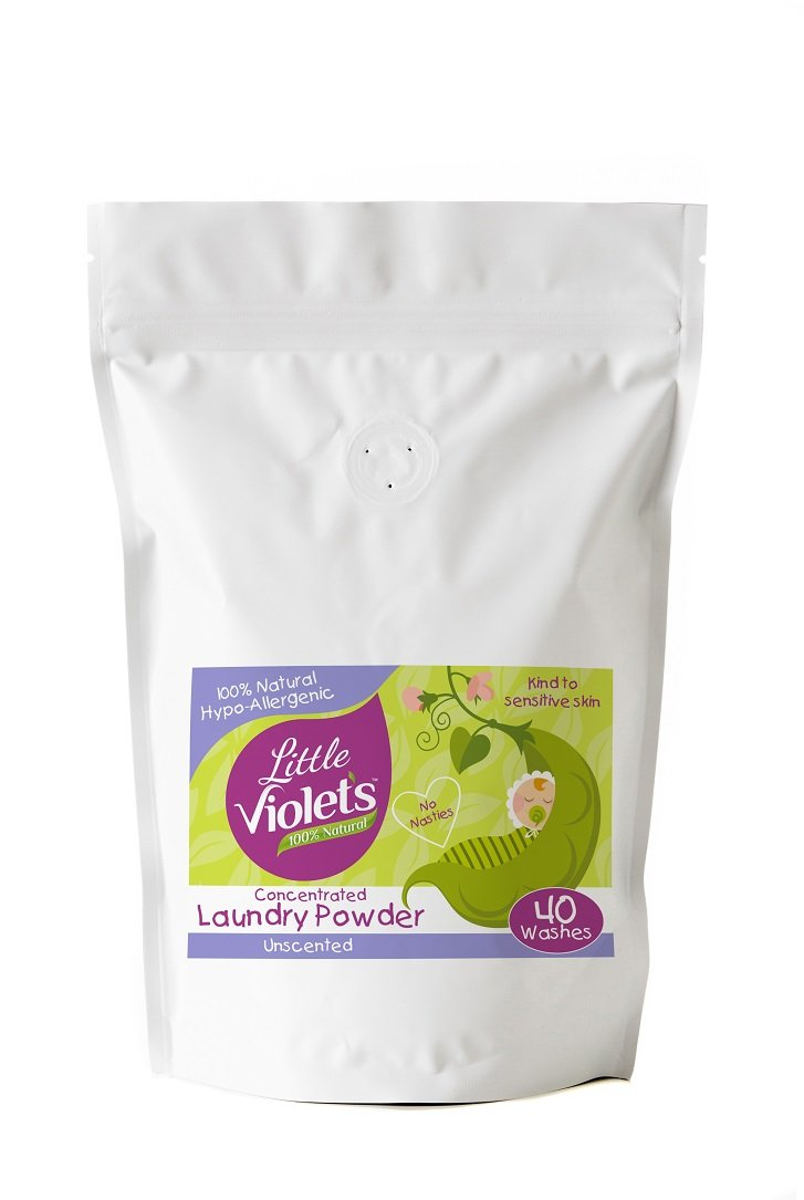 *Little Violet's Laundry Powder 1KG A (Unscented) HomeScents