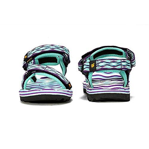 Chameau Des Femmes Extérieures Élégantes Sandales Athlétiques Durable Plage Sandale Légère Violet