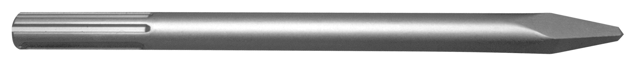 Champion Chisel, 24-Inch Long SDS-MAX Moil Point - Bull Point