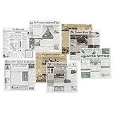 Sandwich Basket Paper Liner Variety Pack - 12''Sq