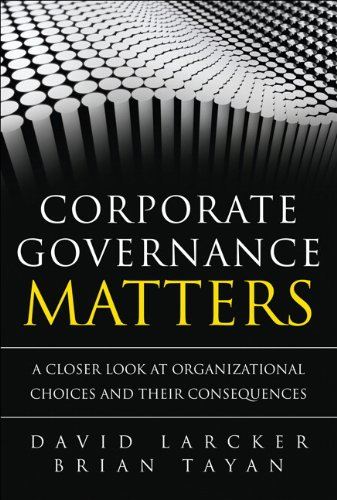 Corporate Governance Matters: A Closer Look at...