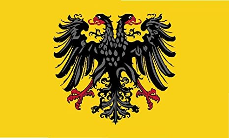 alemán 1er Reich Bandera, 3 x5 Holy Roman Empire Imperial Banner ...