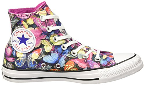 3 Zzz Multicolored Trainers UK 5 Size Converse Women's qgXBxpg