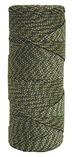 - Kraft Tool BC490 Hunter Braided Masons Line 1000-Feet Tube