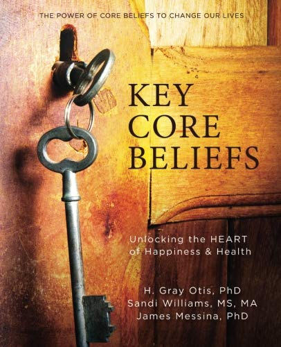 Key Core Beliefs: Unlocking the HEART of Happiness